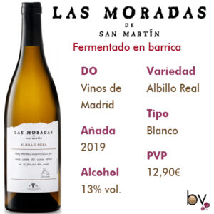 Las Moradas Albillo Real