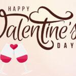 San Valentín, chin chin