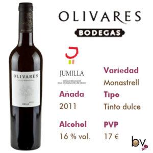 Olivares dulce