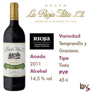 Rioja Alta 904 Reserva